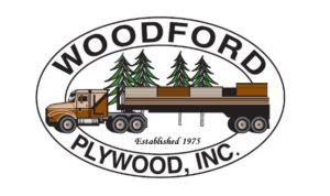 Woodford Plywood logo