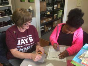 Meet Ms. Jane: Our Jay's HOPE Tutor